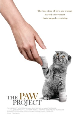 The Paw Project Poster