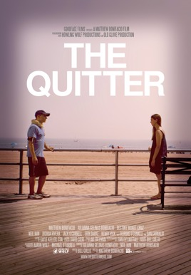 The Quitter HD Trailer