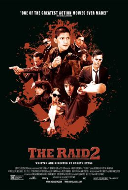 The Raid 2 HD Trailer