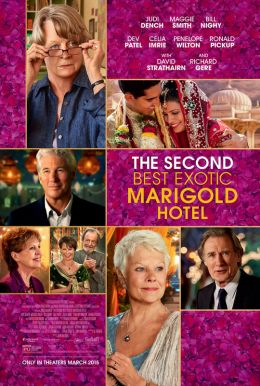 The Second Best Exotic Marigold Hotel HD Trailer