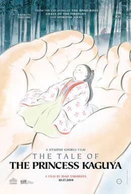 The Tale of The Princess Kaguya HD Trailer