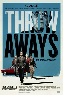 The Throwaways Poster