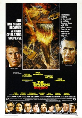 The Towering Inferno Poster