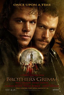 The Brothers Grimm HD Trailer
