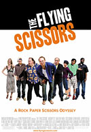 The Flying Scissors Poster