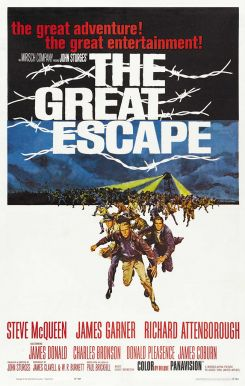 The Great Escape HD Trailer