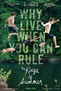 The Kings of Summer HD Trailer