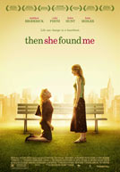 Then She Found Me Poster