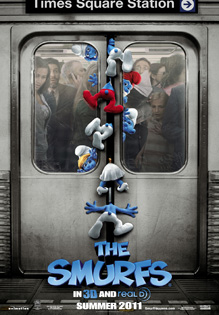 The Smurfs HD Trailer
