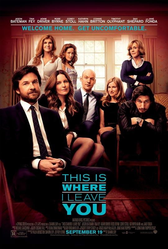 ის ადგილი სადაც დაგტოვე - This Is Where I Leave You  / Дальше живите сами (2014)