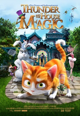 Thunder and the House of Magic HD Trailer