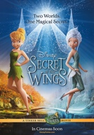 Tinkerbell - The Secret Of The Wings Poster