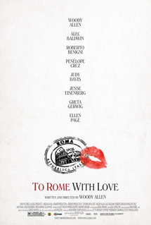 To Rome With Love HD Trailer