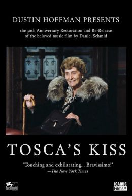 Tosca's Kiss Poster