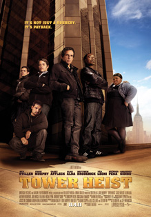 Tower Heist HD Trailer