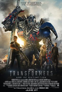 Transformers: Age of Extinction HD Trailer