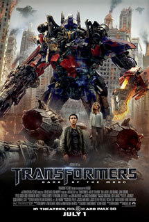 Transformers: Dark of the Moon HD Trailer