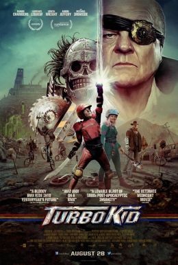 Turbo Kid HD Trailer