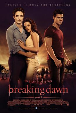 The Twilight Saga: Breaking Dawn - Part 1 HD Trailer