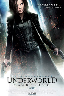 Underworld Awakening HD Trailer