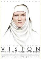 Vision - From the Life of Hildegard von Bingen Poster