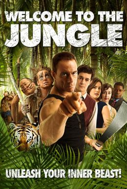 Welcome to the Jungle HD Trailer