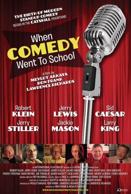 When Comedy Went to School HD Trailer