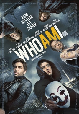 Who Am I - No System is Safe Poster