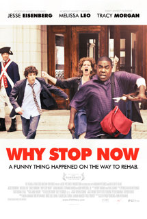 Why Stop Now HD Trailer