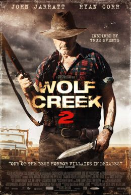 Wolf Creek 2 HD Trailer