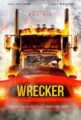 Wrecker HD Trailer