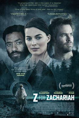 Z for Zachariah HD Trailer