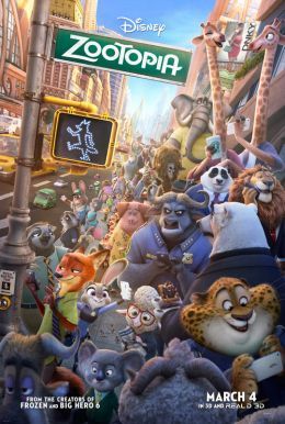 Zootopia HD Trailer